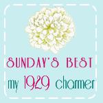 I'm a Fan of My 1929 Charmer Blog!