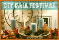 DIY Show Off Fall Festival Party