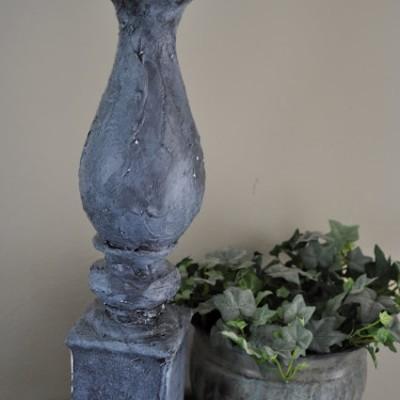 Pottery Barn Inspired Lamp Makeover