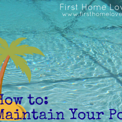 How To: Maintain Your Pool