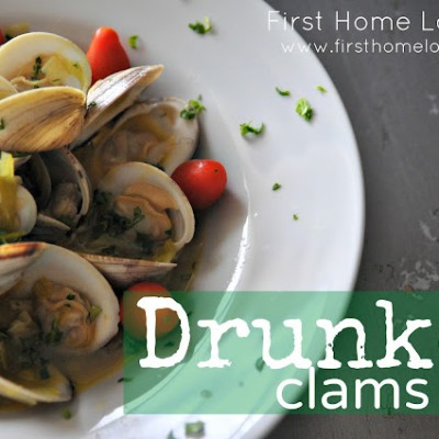 Drunken Clams