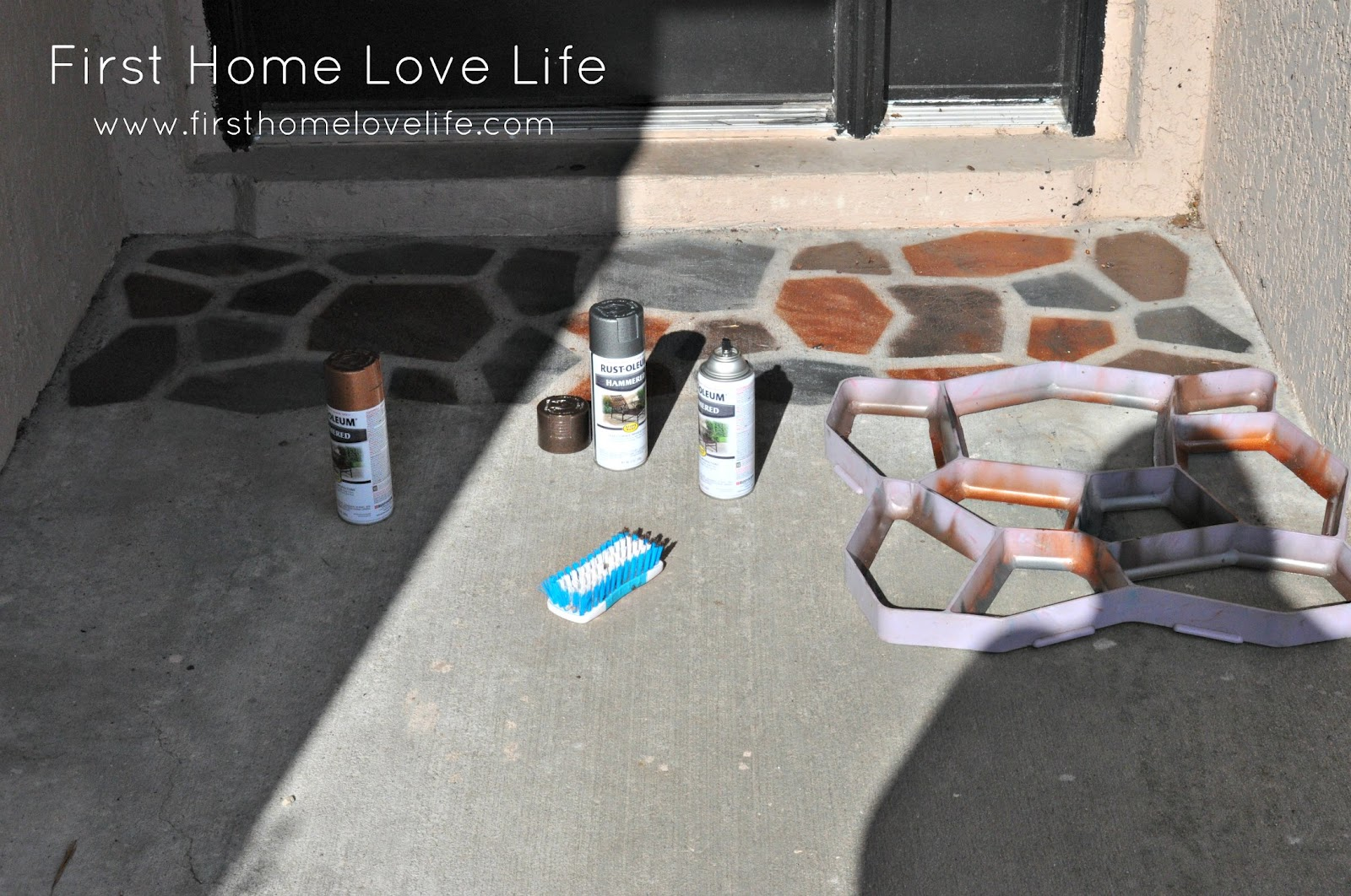 First Home Love Life