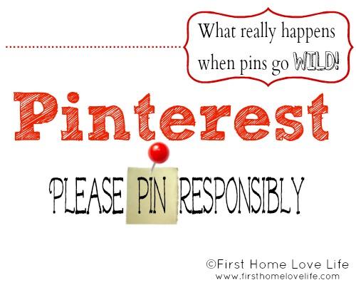 PIN RESPONSIBLY