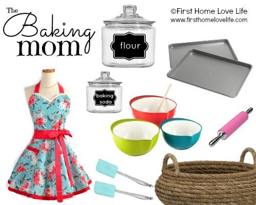 baking mom