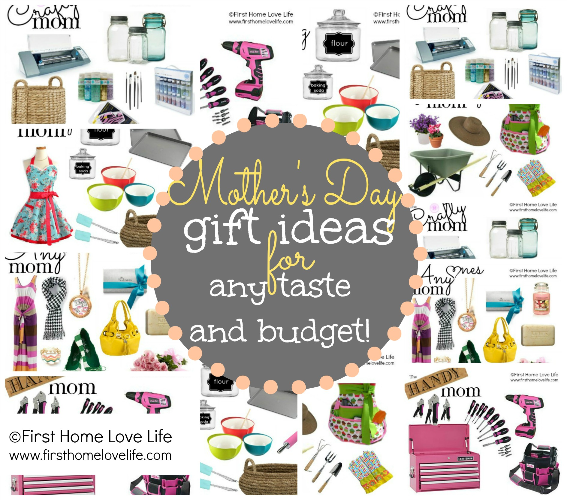 Mother S Day Gift Ideas First Home Love Life