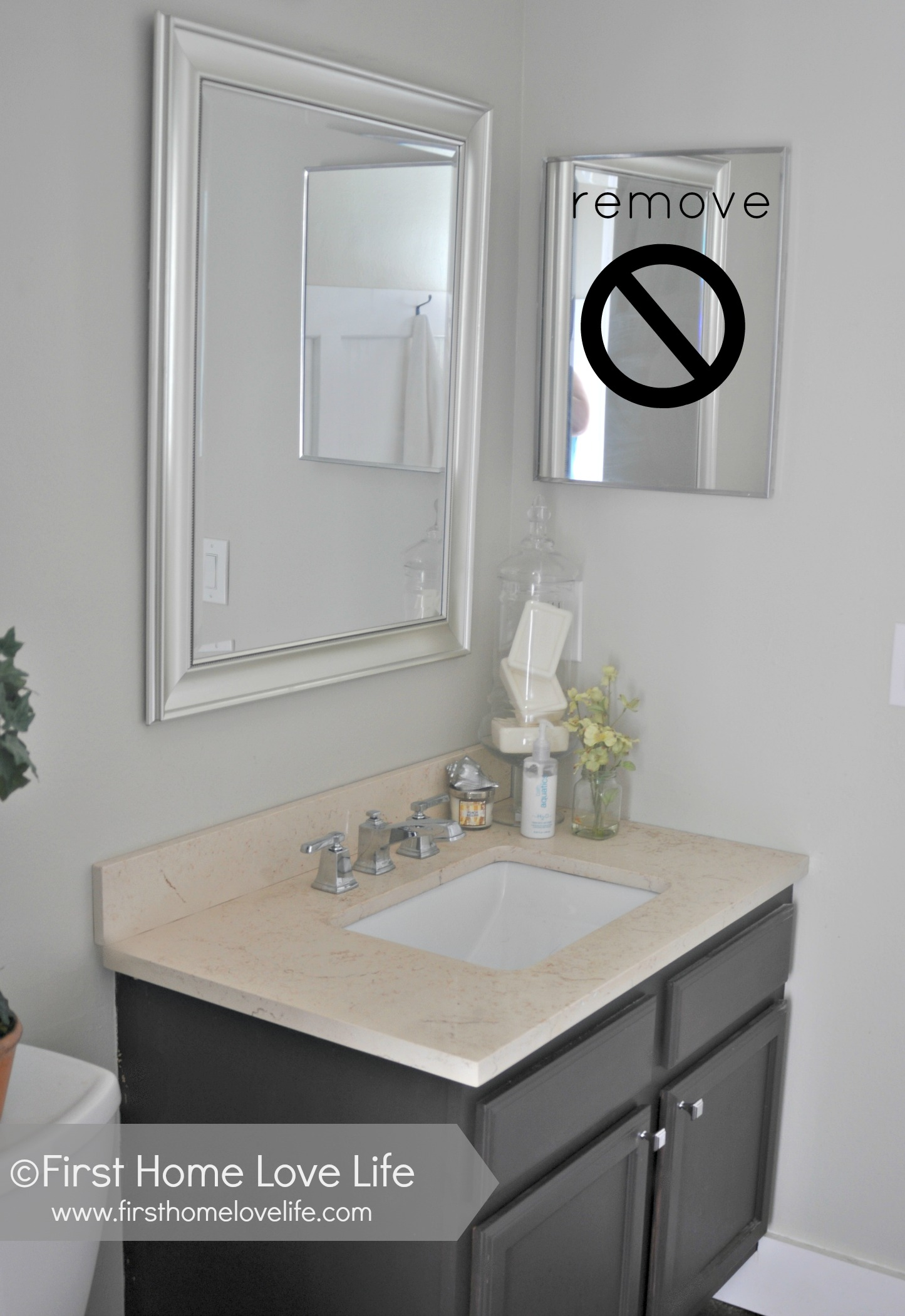 Guest Bathroom Progress And Wishlist First Home Love Life
