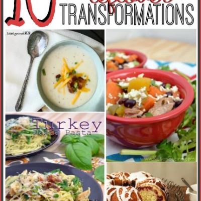 10 Thanksgiving Leftover Ideas