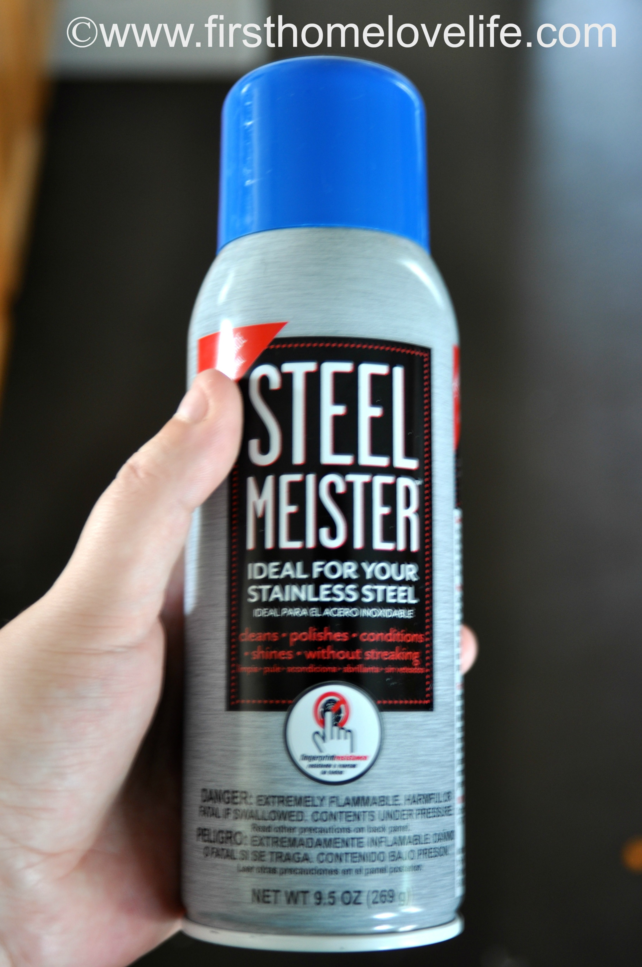 Home Office Spaces How To Clean Stainless Steel Steel Meister First Home
