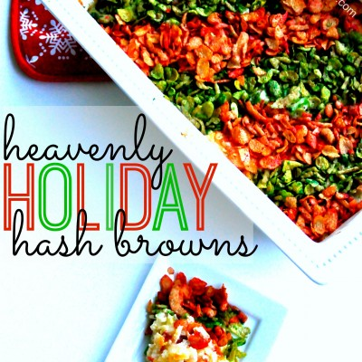 Heavenly Holiday Hash Browns