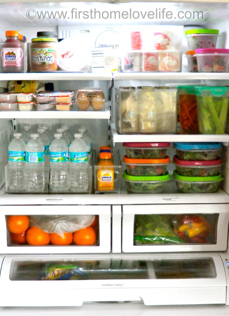 How to keep your fridge smelling fresh, and tips for getting and keeping the funk out for good!