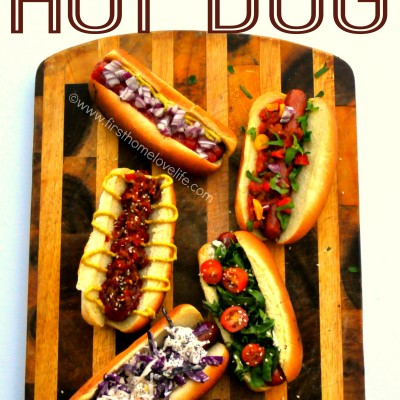 Must Try Hot Dog Toppings