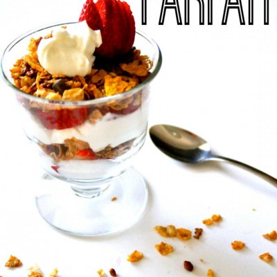 Honey Bunches of Oats Parfaits