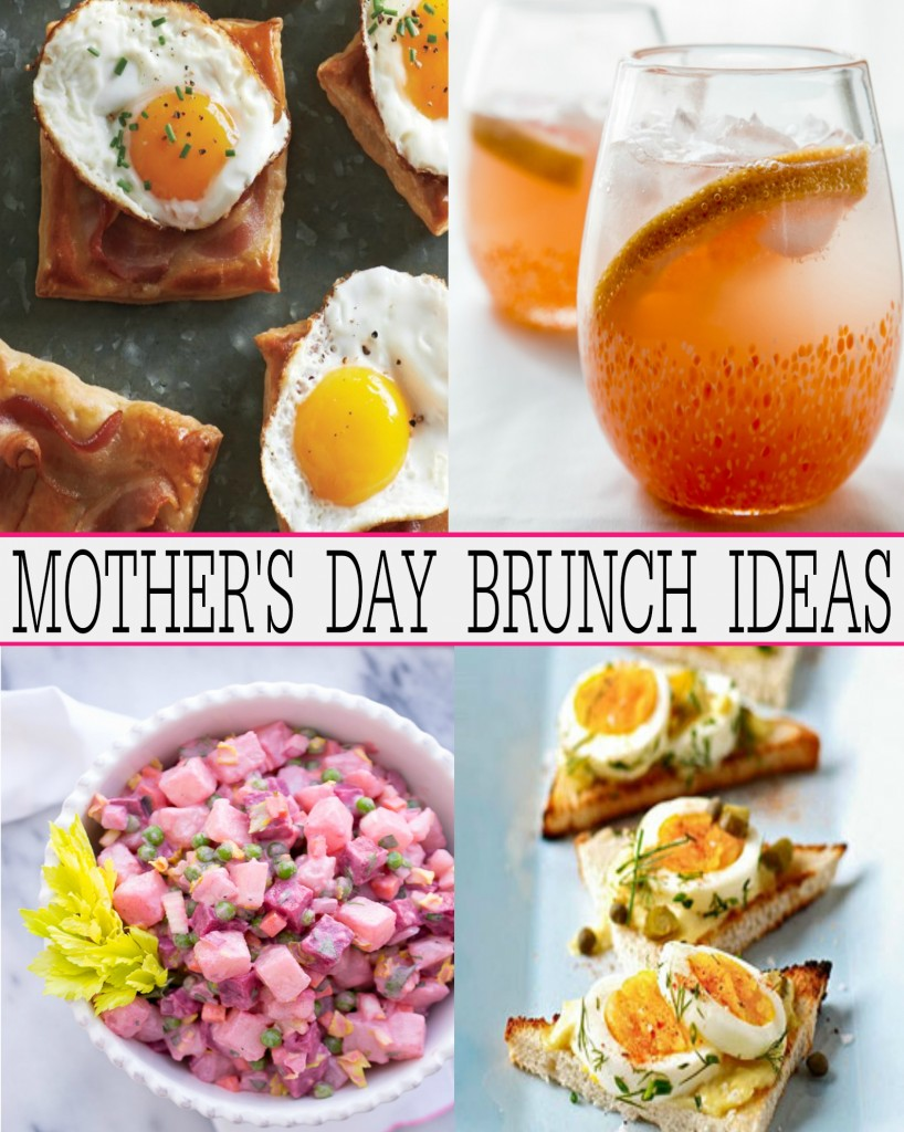 BRUNCH IDEAS