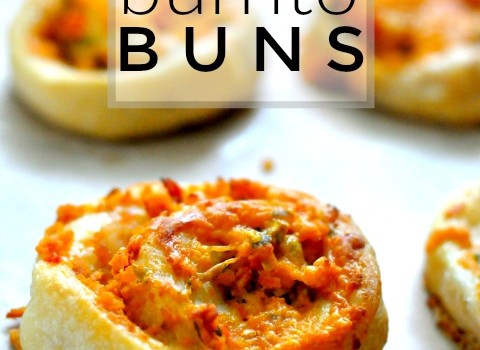 Breakfast Burrito Buns