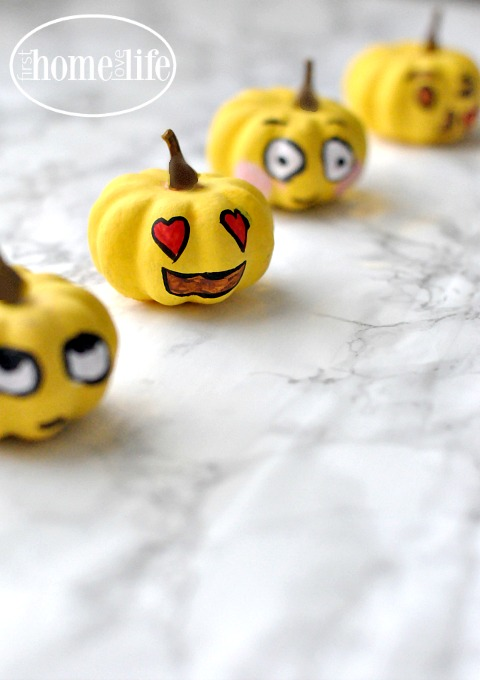 emoji-painted-pumpkins-via-firsthomelovelife-com