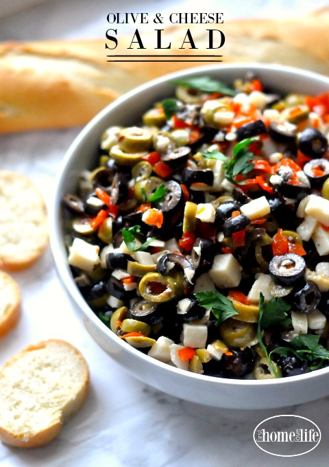 olive-and-cheese-salad-is-a-great-appetizer-to-serve-at-any-party-via-first-home-love-life-www-firsthomelovelife-com
