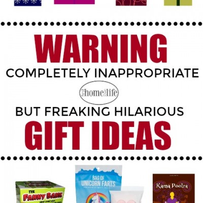 10 Christmas Gift Ideas for the Dirty Minded