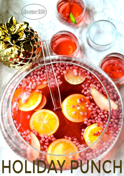 Holiday Punch First Home Love Life