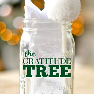 A New Tradition | The Gratitude Tree