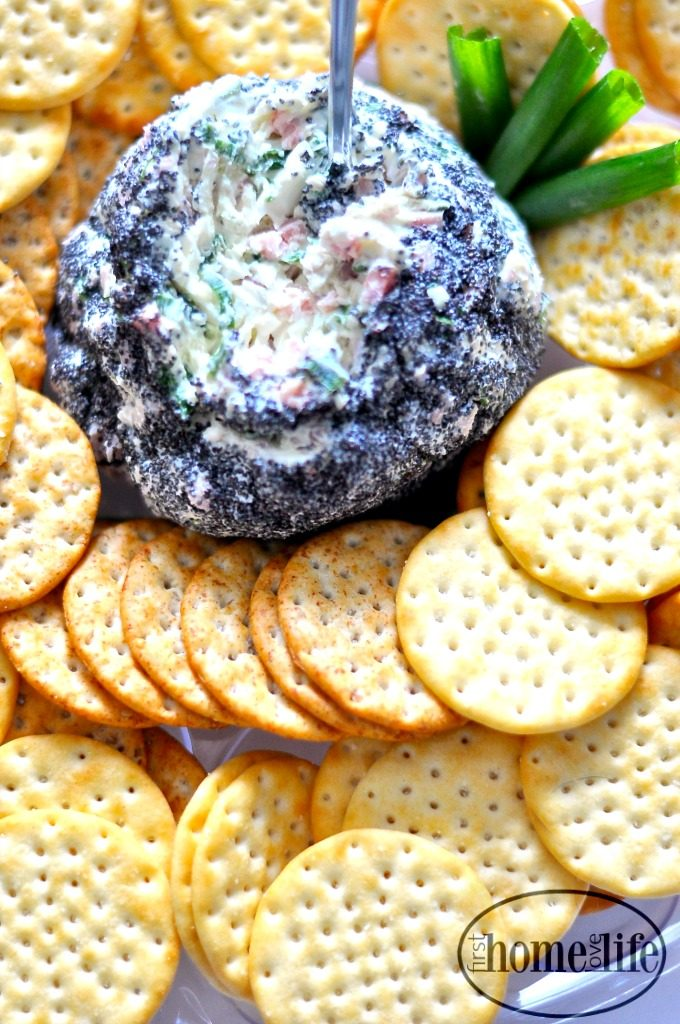 this six ingredient dip is so amazing! We call it crack dip because it's so addicting via firsthomelovelife.com