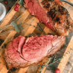 The best prime rib recipe | Bacon Butter Prime Rib with Herbs | Easy prime rib recipe
