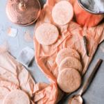 Chai tea sugar cookie recipe via firsthomelovelife.com